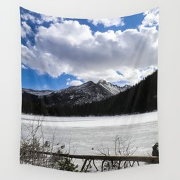 Bear Lake Wall Tapestry