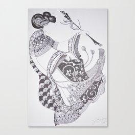 Dancer Series - Gable Canvas Print