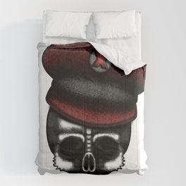 Skull Soldier Comforters