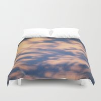 shadow Duvet Covers featuring shadow  by Alexandra Bauer