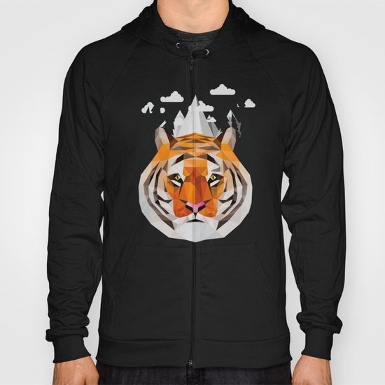 The Siberian Tiger Hoody