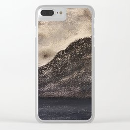 Norwegian Mountain by Gerlinde Clear iPhone Case