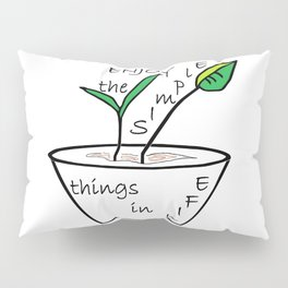 The Simple Things Pillow Sham