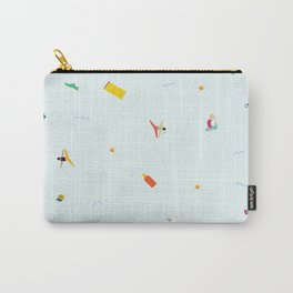 Yoga People Carry-All Pouch
