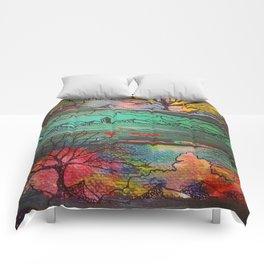Cities Comforters
