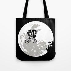 Dib and the E.T Tote Bag