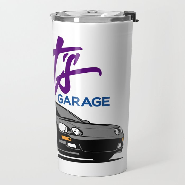 Net's Garage Travel Mug