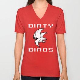 Dirty Birds Atlanta Shirt - Gift For Atlanta Fans Unisex V-Neck