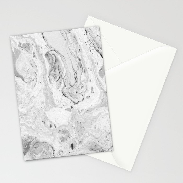 Marble No. 2 Stationery Cards