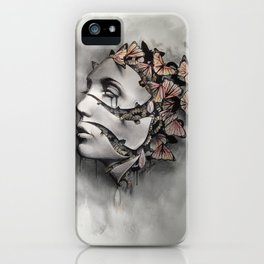 metamorfosis  iPhone Case