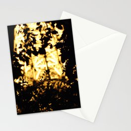Abstract Eiffel Tower Stationery Cards