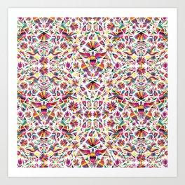Mexico Otomi Art Print