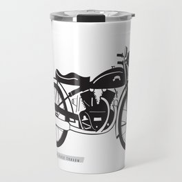 48 Vincent Black Shadow Travel Mug