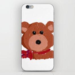 The Bear Has It! iPhone Skin