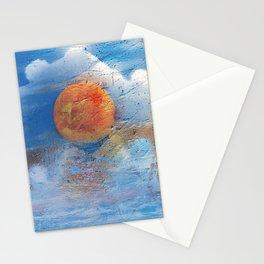 SPRAYART- BLUE Stationery Cards