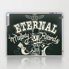 Eternal melody records Laptop & iPad Skin