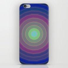 Circles design 01 iPhone & iPod Skin