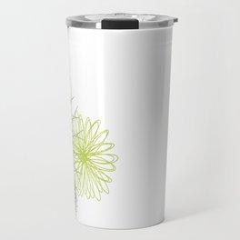 Modern Spiro Art #4 Travel Mug