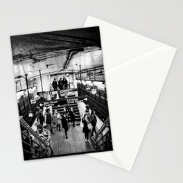 Underground No. 8 Stationery Cards