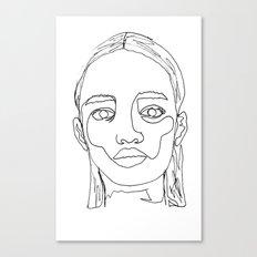 CLD5  Canvas Print