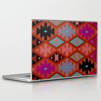 bohemian Laptop & iPad Skins featuring bohemian by spinL