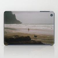 oregon iPad Cases featuring Oregon Coast: I // Oregon by Corrie Mick