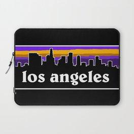 Los Angeles Cityscape Laptop Sleeve