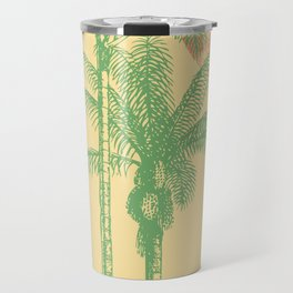 bye bye beach Travel Mug