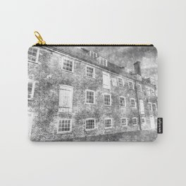 House Mill Bow London Vintage Carry-All Pouch