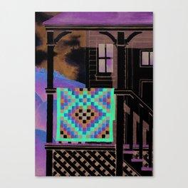 Around the World Canvas Print