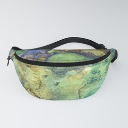 Luminous Forest Fanny Pack