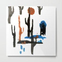 the desert VI Metal Print