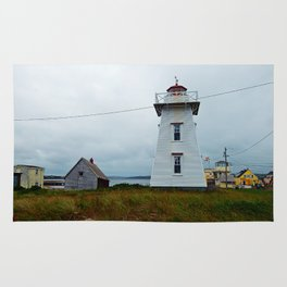 North-Rustico Lighthouse Rug