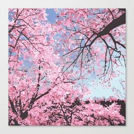 High Park Bloom Canvas Print