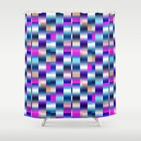 blur Shower Curtains featuring Blur by Aimee St Hill