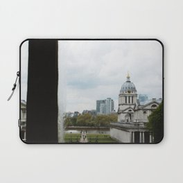 View from the Queen's House Laptop Sleeve