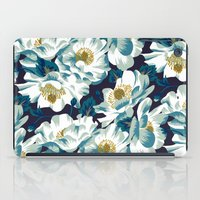 cook iPad Cases featuring Mount Cook Lily (Night) by Andrea Stark