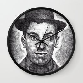 Guido The Gangster Wall Clock
