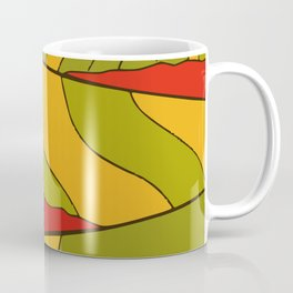 Whimsical meadow Coffee Mug