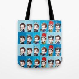 Myself Suits Me The Best Tote Bag