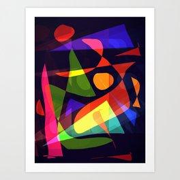 Syncopation Art Print