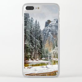 Wander F717 Clear iPhone Case