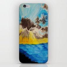 Beach 2 iPhone & iPod Skin