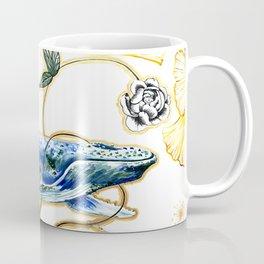 Stitched Together Coffee Mug