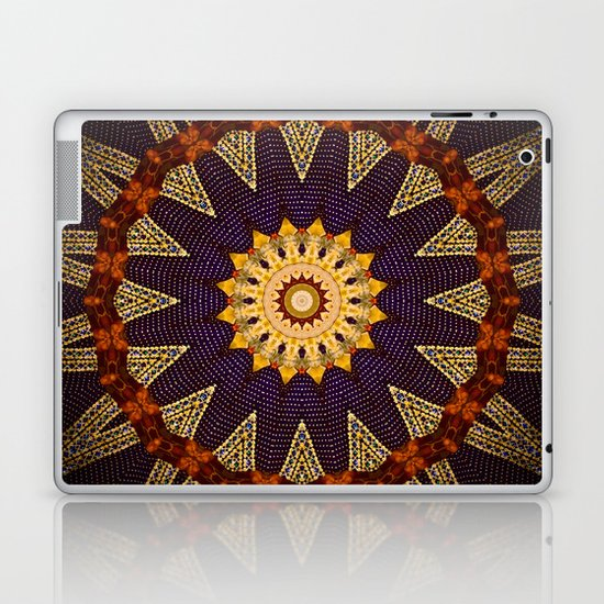 moroccan wedding Laptop & iPad Skin