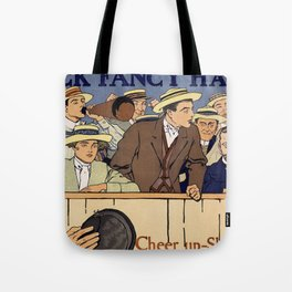 Cheer up, show your colors Tote Bag