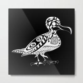 Ms. Seagull Metal Print