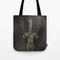 Legend of Zelda: Link Sword Tote Bag