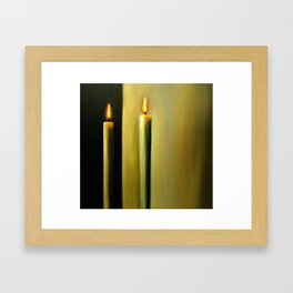 Shabbat Framed Art Print