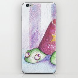 Sweet Turtle iPhone Skin